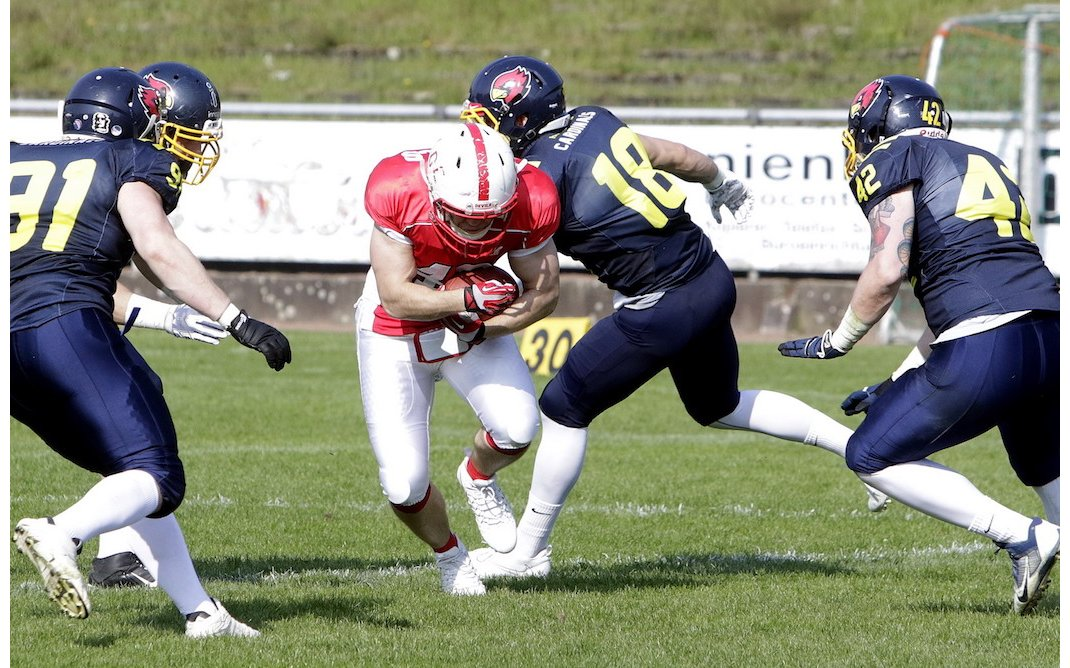 Cardinals in Gelsenkirchen-Lokal Sport Essen