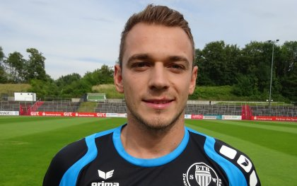 Keeper Martin Haufe Lokal Sport Essen