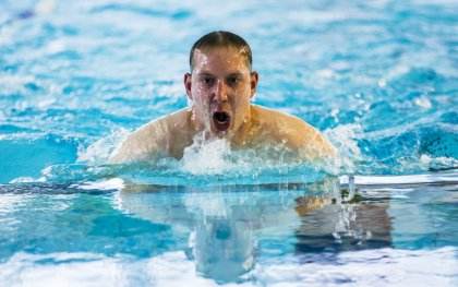 Schwimmfest Special Olympics Lokal Sport Essen