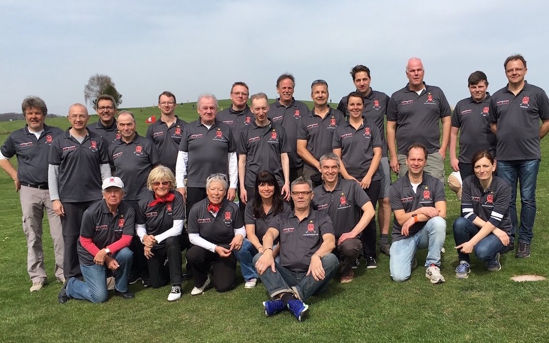 Swingolf Bundesligateam-Lokal Sport Essen